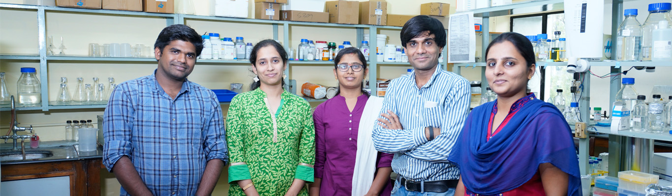Santosh Kumar -Group Pic