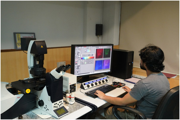 Advanced Microscopy and Imaging -Image