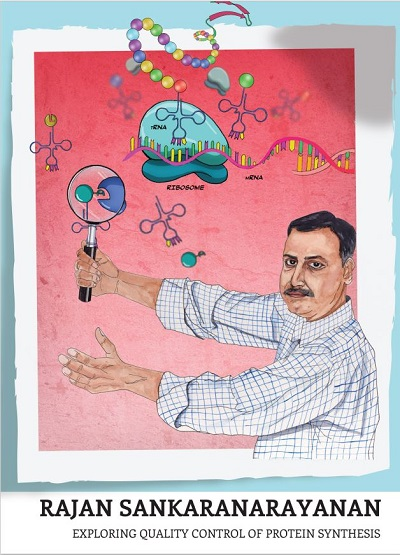 Exploring quality control of protein synthesis<span style='font-size:10px;'> (a part of I am a Scientist series)</span>